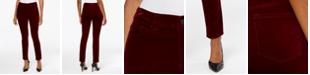 Charter Club Petite Bristol Velveteen Pants, Created for Macy's