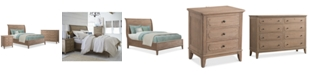 Furniture Closeout! Ludlow Sleigh Bedroom Furniture, 3-Pc. Set (California King Bed, Dresser & Nightstand), Created for Macy's