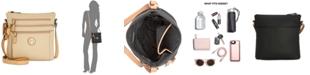 Giani Bernini Pebble Crossbody, Created for Macy's