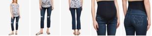 Motherhood Maternity Jessica Simpson Maternity Distressed Skinny Jeans