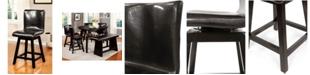 Furniture Omura Contemporary Counter Stool (Set of 2)