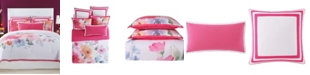 Christian Siriano New York Christian Siriano Bold Floral 3-Pc. Duvet Cover Set Collection