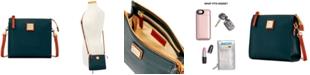 Dooney & Bourke Janine Pebble Leather Crossbody