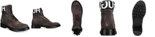 Hugo Boss Men's Explore Suede Leather Boots