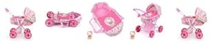Redbox Hello Kitty Doll Pram for Baby Dolls