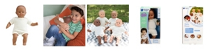 Learning Resources Educational Insights Baby Doux Hispanic Doll