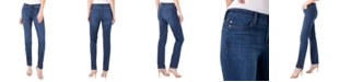 Liverpool Jeans Sadie Straight Leg Jean In Silky Soft Stretch Denim