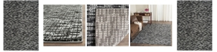 """Safavieh Porcello Light Gray and Charcoal 5'3"""" x 7'6"""" Area Rug"""