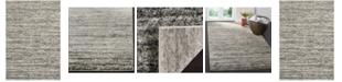 Safavieh Retro Ivory and Gray 5' x 8' Area Rug