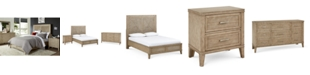 Furniture CLOSEOUT! Beckley Bedroom Furniture, 3-Pc. Set (Queen Bed, Nightstand & Dresser), Created for Macy's