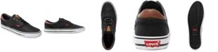 Levi's Men's Ethan Canvas II Sneakers