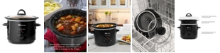 Elite by Maxi-Matic Elite Gourmet 3 Quart Slow Cooker