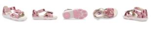Hush Puppies Infant & Toddler Girls Dixie Paw Flex® Sandal