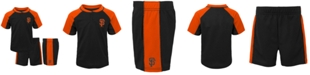 Outerstuff Toddlers San Francisco Giants Play Strong Short Set