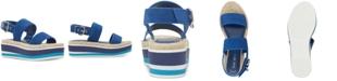 Nine West Athena Platform Espadrille Sandals
