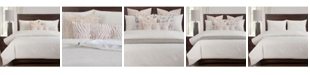 PoloGear Belmont Porcelain 6 Piece Cal King High End Duvet Set
