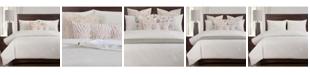 PoloGear Belmont Porcelain 5 Piece Twin Luxury Duvet Set