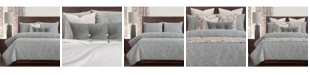 PoloGear Newport 6 Piece Full Size Luxury Duvet Set