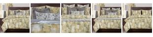 PoloGear Calcutta Canary 5 Piece Twin Duvet Set