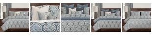 PoloGear Rhodes 6 Piece King Luxury Duvet Set