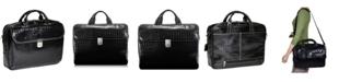 McKlein Siamod Ignoto Large Ladies Laptop Briefcase