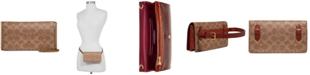 COACH Convertible Belt Bag In Signature Canvas