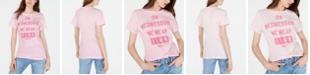 Love Tribe Juniors' On Wednesdays Graphic T-Shirt