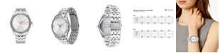 Tommy Hilfiger Womens Stainless Steel Bracelet Watch 38mm , Created for Macys
