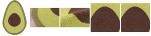 Novogratz Collection Novogratz Cucina Cna-5 Green 2' x 3' Area Rug