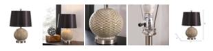 Abbyson Living Montgomery Ceramic Textured Table Lamp