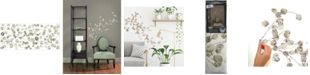 York Wallcoverings Dollar Branch Peel and Stick Giant Wall Decal