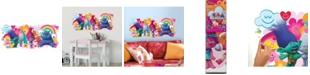 York Wallcoverings Trolls Movie Peel and Stick Giant Wall Decals