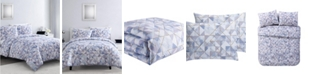 VCNY Home Sky Geo 3-Pc. Comforter Sets