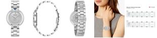 Bulova Women's Rubaiyat Diamond (2 1/4 ct. t.w.)  Stainless Steel Bracelet Watch 35mm