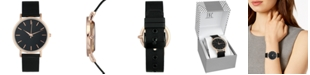INC International Concepts INC Women's Jet-Tone Chain-Mesh Bracelet Watch 36mm, Created for Macy's