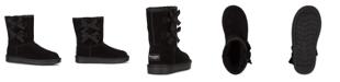 Koolaburra By UGG Big Girls Victoria Short Boots
