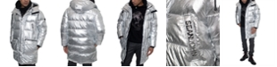 Sean John Men's Detachable Hooded Parka