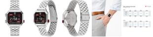 Ferrari Men's Digital DigiDrive Stainless Steel Bracelet Watch 34mm