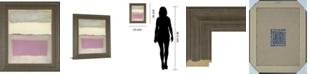 "Classy Art Twilight I by Caroline Gold Framed Print Wall Art, 22"" x 26"""