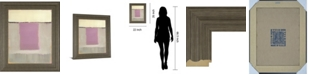 "Classy Art Twilight II by Caroline Gold Framed Print Wall Art, 22"" x 26"""
