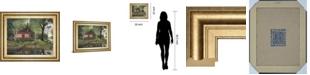 "Classy Art Simpler Times by Kim Norlien Framed Print Wall Art, 22"" x 26"""