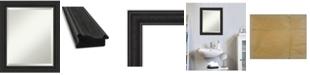 """Amanti Art Shipwreck Framed Bathroom Vanity Wall Mirror, 20"""" x 24"""""""