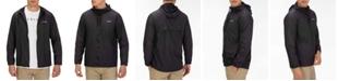 Hurley Men's Siege Water-Resistant Colorblocked Hooded Windbreaker