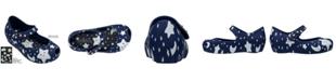 Mini Melissa Toddler and Little Kids Girls Ultragirl Sweet Dreams BB Shoe