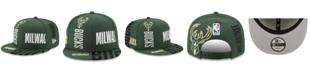 New Era Milwaukee Bucks Tip Off Series 9FIFTY Cap