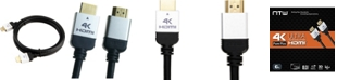 NTW 6 Ultra HD PURE PLUS 4K High Speed HDMI Cable With Ethernet