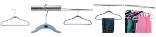 Simplify Kids 25 Pack Velvet Hangers