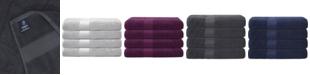 BUMBLE TOWELS Premium Combed Cotton Bath Towel, 4 Pack