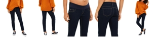 Motherhood Maternity Indigo Blue Maternity Skinny Jeans
