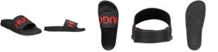 Hugo Boss Men's Match Slide Logo Sandals